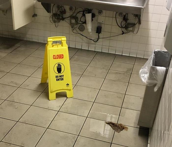 Commercial Sink Leak