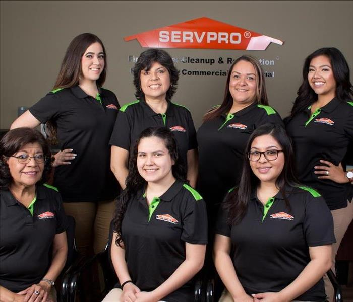 SERVPRO of Whittier Office Team