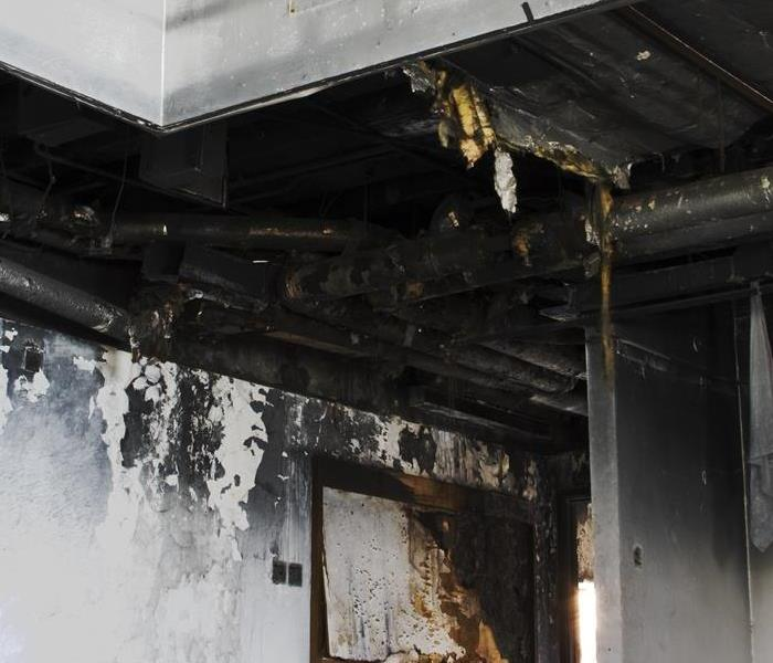 Fire Damage Understanding a Commercial Fire Cleanup Estimate