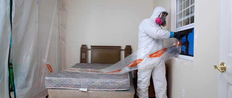 Whittier, CA biohazard cleaning