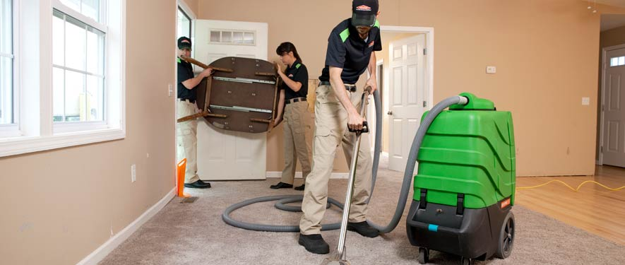 Whittier, CA residential restoration cleaning